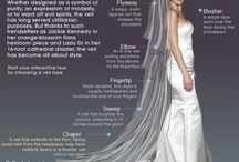 Wedding Dresses and Veils