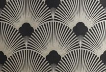 Wallpaper / Art deco
