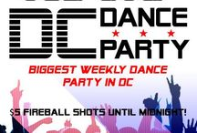 Friday Nights with HOT 99.5 / DC's biggest dance party on Friday nights!  / by Ultrabar