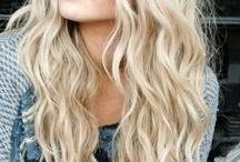Hey, cool hair! / by Maddie Freiberg