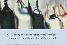 EXTRAORDINARY RENDITION:  (American Writers on Palestine) / P21 Gallery, in collaboration with Watadd, invites you to celebrate the publication of: EXTRAORDINARY RENDITION:  (American Writers on Palestine).  Wednesday, 2 December 2015, 19:30 - 21:30.  RSVP: https://podio.com/webforms/14225872/954229 .  Please see the attached invite for more details.  Location: 21 Chalton Street, London, NW1 1JD | Nearest underground: King's Cross/St. Pancras and Euston Station | Tel: 020 7121 6190 | Web: www.p21.org.uk