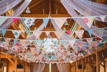 Garlands Buntings Banners Wallhangings & Mobiles / by Colleen Madigan-Stockman