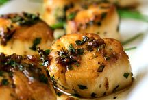 Scallops - Recipes