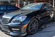 Luxury cars and concept / En mettre plein la vue