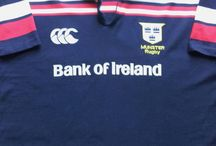 Classic Munster Rugby Shirts / Vintage authentic Munster rugby shirts from the past 30 years. Legendary seasons and memorable moments of yesteryear. 100's of classic jerseys in store.   Worldwide Shipping   Free UK Delivery