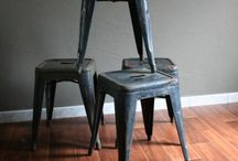 Industrial stools / by Hani H.