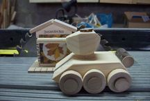 Мои игрушки из дерева / делаю под заказ doncov.ru