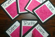 Bachelorette ideas!