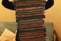 Craft - Rugs / Weaving rugs, sewing rugs, latch hooking. / by Amanda Fletcher