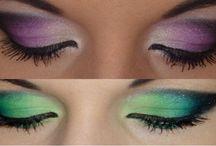 makijaż / makijaż oczu