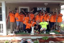 Allen Tate Does Realtor Care Day 2014