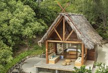 Resort Hut ideas