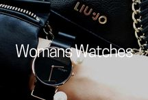 Womans Watches / We unite the sophisticated with the saucy, the beautiful with the dire, the worthy with the ordinary.