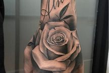 Tattoo inspiration - roses