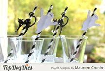 Halloween / Spooky Halloween project ideas and dies. / by Top Dog Dies