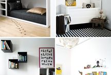 teen/baby bedroom