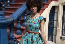 African dresses & prints / Prints