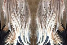 cabelos clareados