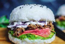 Burger Paradise / BurgerLiebe in all ihren Facetten: Ob vegan, aus Sushi hergestellt oder aus bestem Rindfleisch - Burger-Liebhaber sind hier richtig!