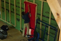Blower Door Testing for Energy Savings
