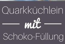 Quarkpfannküchlein mit Schoko