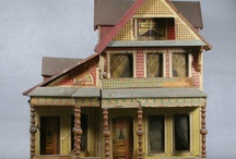 Doll houses and miniatures