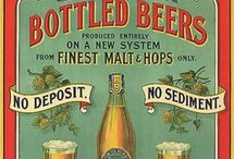 Vintage Advertising / Nothing inspires me more than the illustrations and lettering that were hand crafted during the golden age of advertising.