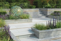 Walling, Cladding & Screening / Outdoor walling, cladding and screening materials to create architecturally interesting vertical features within your garden. Perfect design ideas.   #walling #garden #ideas #projects