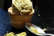 Gelato pistacchio / Latte congelato
