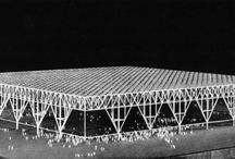 architecture . Hall