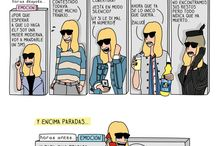 comic y gente grosa / by Macarena Rijo