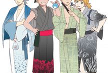 Naruto and Boruto characters