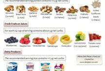 eating healthy foods / by Leila Hosner