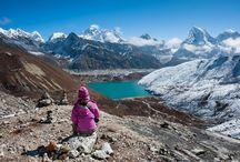 Nepal / travel bucket list