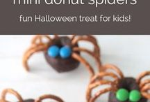 halloween food and ideas
