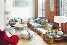 Pallets - DIY furniture
