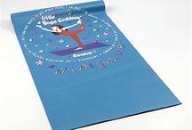 Inspiring Yoga Mats!