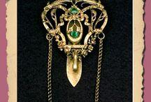 jewels / by Susan Malafarina-Wallace