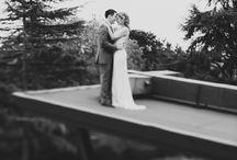 Drop Dead Wedding Portraits