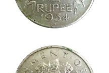 Republic India coins / Vintage old Indian coins
