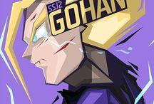SSJ2 Gohan