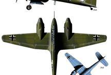 Letectví / Letadla, modely letadel