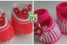 Crochê/tricô / Veja mais ideias no Facebook  e no Blog do Fika a Dika
