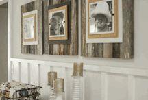 Barn Board decor