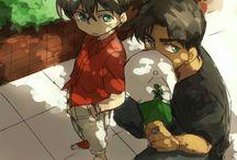 SHINICHI X HEIJI