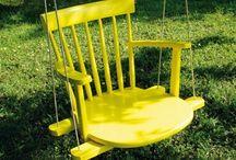 Hangstoel maken