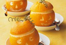 Postres / Naranjas