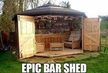 Home, Bar Sheds