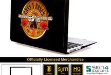 Gun N Roses Accessories For Mobile,Tablet & Laptop