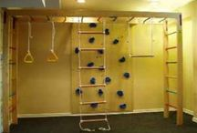 kids room gym